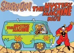 Download Scooby Doo - Mystery Machine Ride