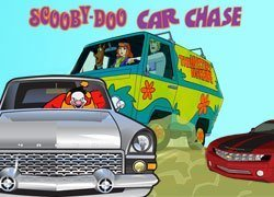 Download Scooby Doo Car Chase