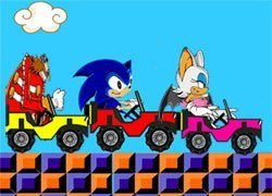 Download Sonic Stars Race