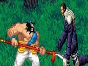 The King of Fighters VS the Three Kingdoms