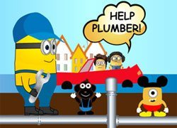 Download Minion the Plumber