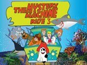 Scooby Doo – Mystery Machine Ride 3