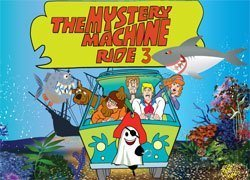 Download Scooby Doo - Mystery Machine Ride 3