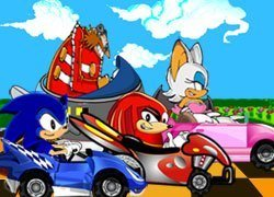 Download Sonic Stars Race 2