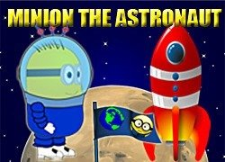 Download Minion the Astronaut