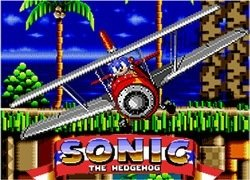 Download Sonic In the Air