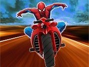 Spiderman Dangerous Ride