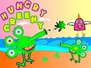 Hungry Greeny