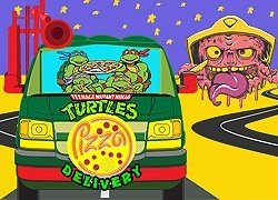 Download TMNT Pizza Delivery