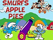Smurfs Apple Pies